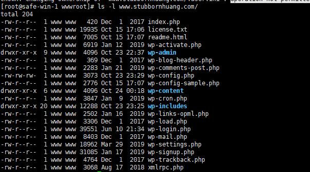 WordPress – 下载安装插件失败,无法创建目录-StubbornHuang Blog