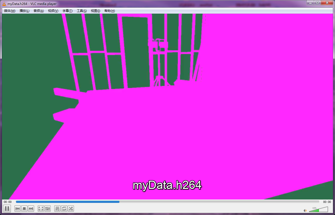 FFmpeg – RGB图像编码为h264出现垂直旋转的问题