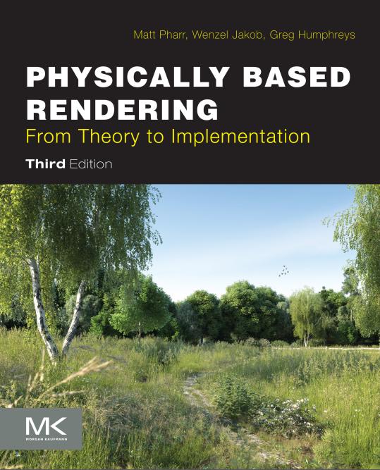 资源下载 – Physically Based Rendering – From Theory to Implementation 3rd edition(英文版) PDF下载