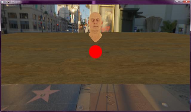 Modern OpenGL从零开始 – 多个帧缓存Framebuffer绘制到同一个铺满屏幕四边形Quad上-StubbornHuang Blog