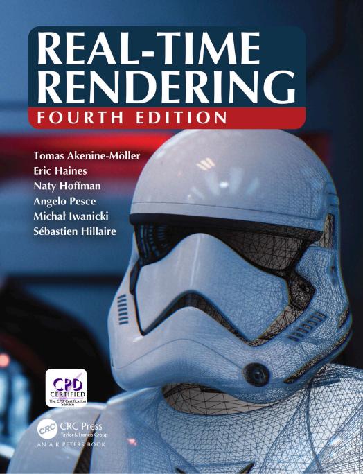 资源分享 – Real-Time Rendering, Fourth Edition Pdf英文原版下载