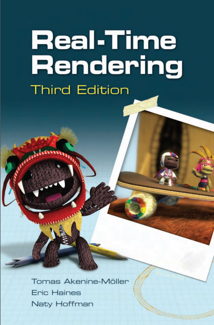 资源分享 – Real-Time Rendering, Third Edition 英文原版Pdf下载