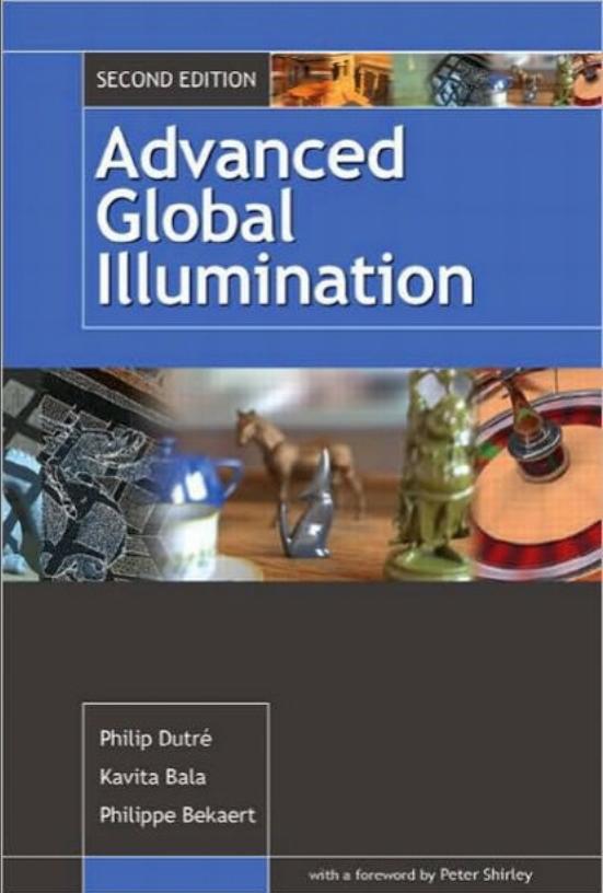 资源分享 – Advanced global illumination (2nd Edition) 英文PDF下载