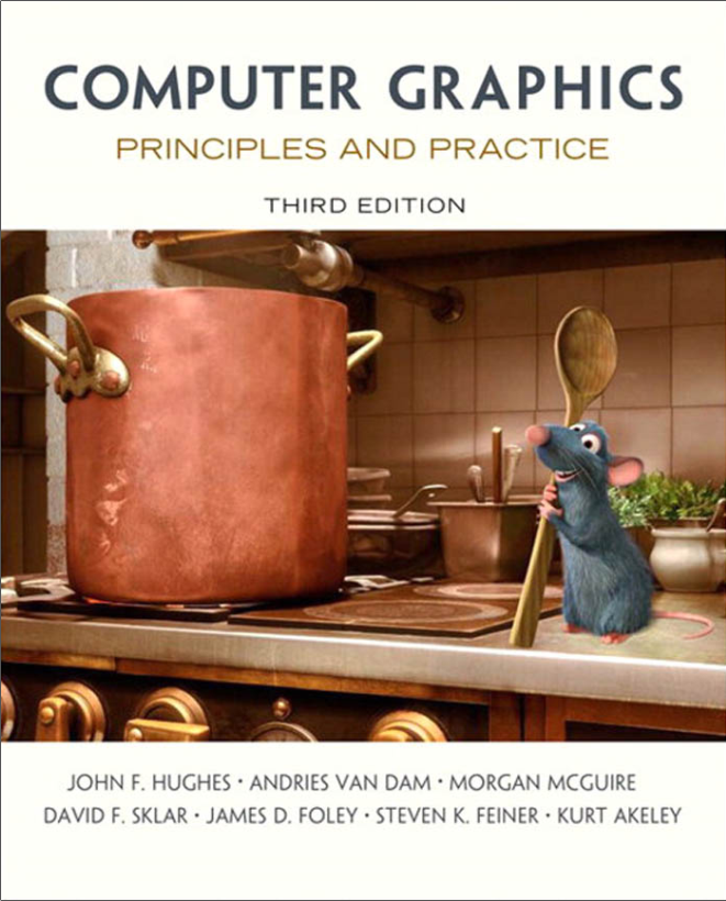 资源分享 – Computer Graphics Principles and Practice (3rd edition) 英文高清PDF下载