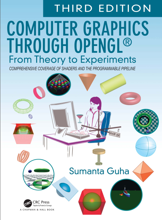 资源分享 – Computer Graphics Through OpenGL – From Theory to Experiments (Third Edition) 英文高清原版 PDF下载