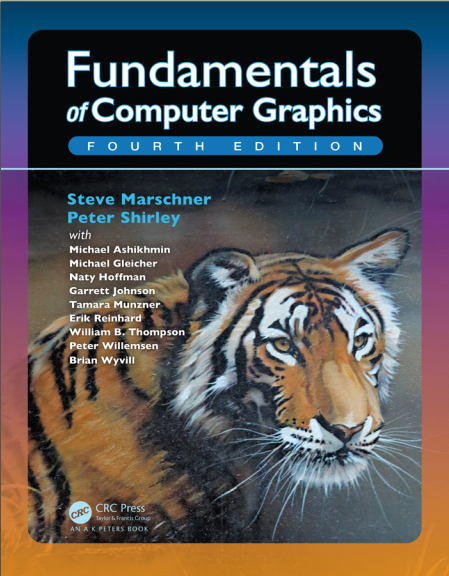 资源分享 – Fundamentals of Computer Graphics, Fourth Edition高清英文PDF下载