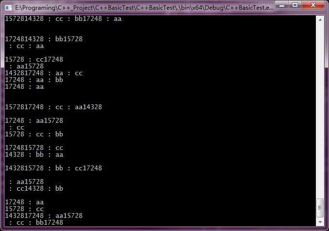 C++ – 线程安全的std::cout