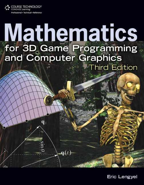 资源分享 – Mathematics for 3D Game Programming and Computer Graphics, Third Edition英文高清PDF下载