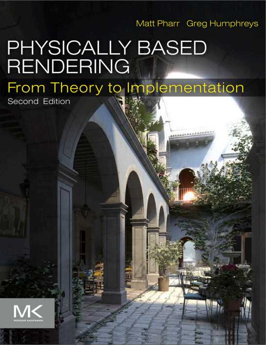 资源分享 – Physically Based Rendering From Theory To Implementation (Second Edition)英文高清PDF下载