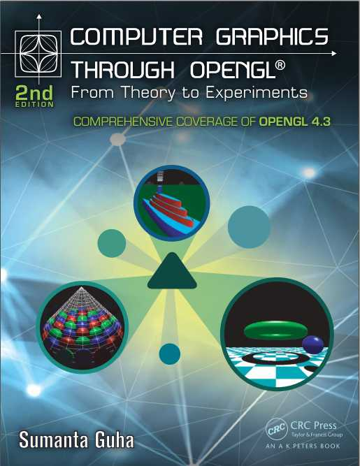 资源分享 – Computer Graphics Through OpenGL – From Theory to Experiments (Second Edition)英文高清PDF下载