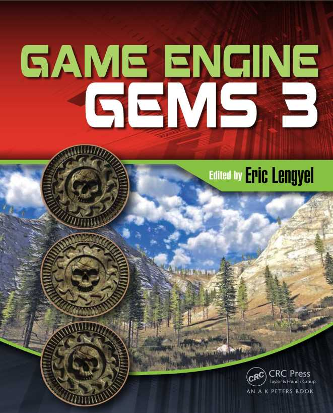 资源分享 – Game Engine Gems 3英文高清PDF下载