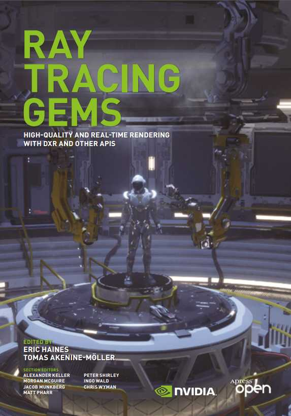 资源分享 – Ray Tracing Gems – High-Quality and Real-Time Rendering with DXR and Other APIs (Second Editions)英文高清PDF下载