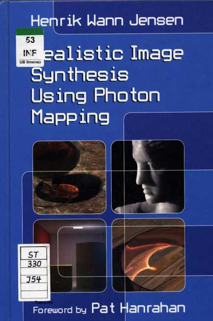 资源分享 – Realistic Image Synthesis Using Photon Mapping英文高清PDF下载