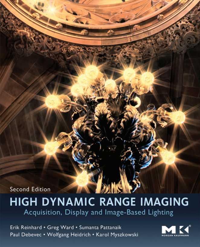 资源分享 – High Dynamic Range Imaging- Acquisition, Display, and Image-Based Lighting ( Second Edition )PDF下载