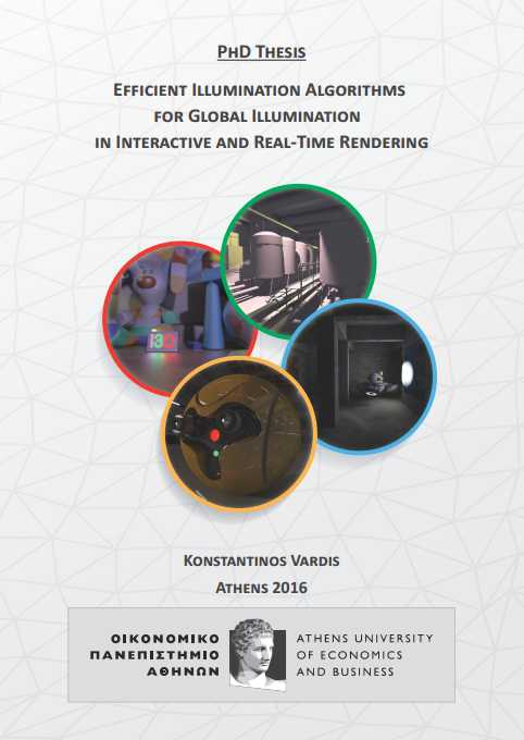 资源分享 – Efficient Illumination Algorithms for Global Illumination In Interactive and Real-Time Rendering英文PDF下载