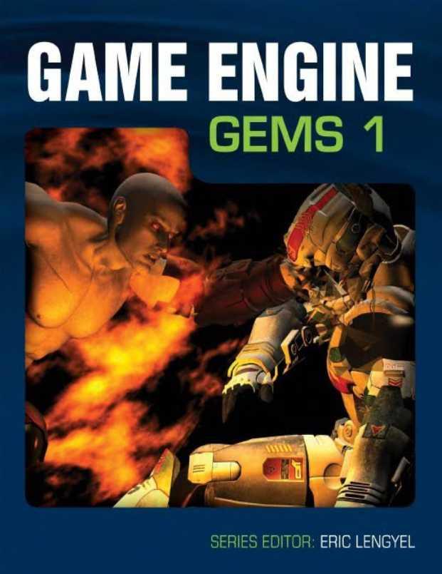 资源分享 – Game Engine Gems 1英文高清PDF下载