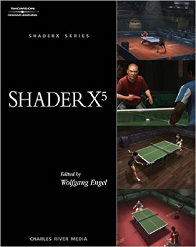 资源分享 – ShaderX5 – Advanced Rendering Techniques 英文高清PDF下载-StubbornHuang Blog
