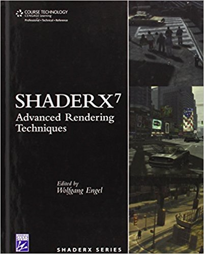 资源分享 – ShaderX7 – Advanced Rendering Techniques 英文高清PDF下载-StubbornHuang Blog