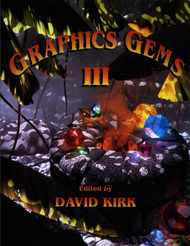 资源分享 – Graphics Gems III 英文高清PDF下载
