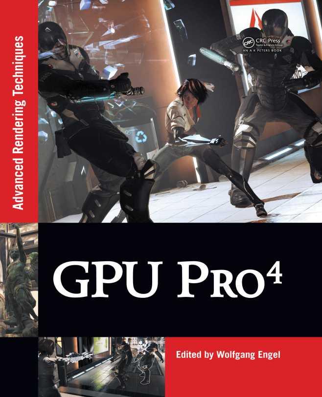 资源分享 – GPU Pro 4 – Advanced Rendering Techniques 英文高清PDF下载