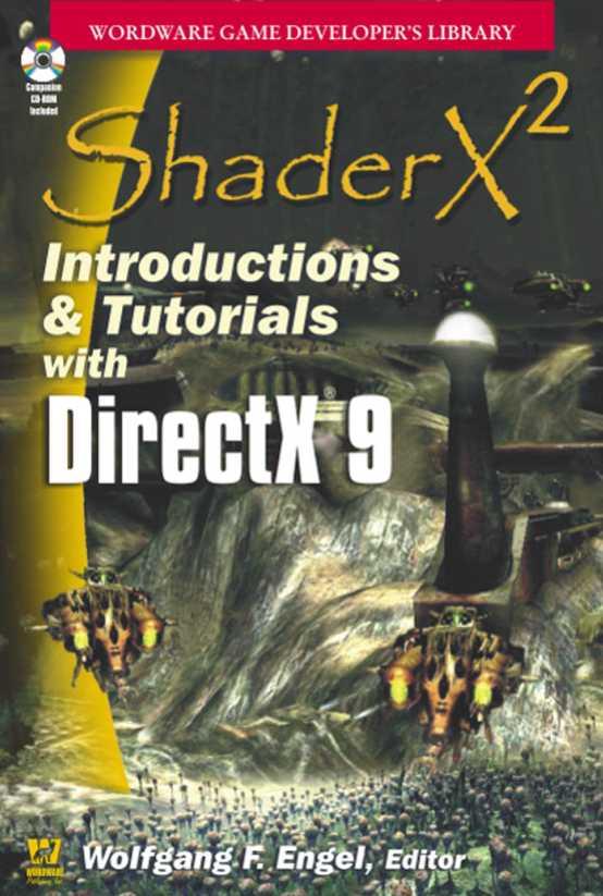 资源分享 – ShaderX2 – Introductions and Tutorials with DirectX9.0 英文高清PDF下载