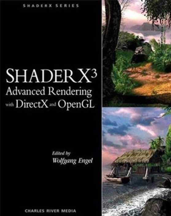 资源分享 – ShaderX3 – Advanced Rendering with DirectX and OpenGL 英文高清PDF下载