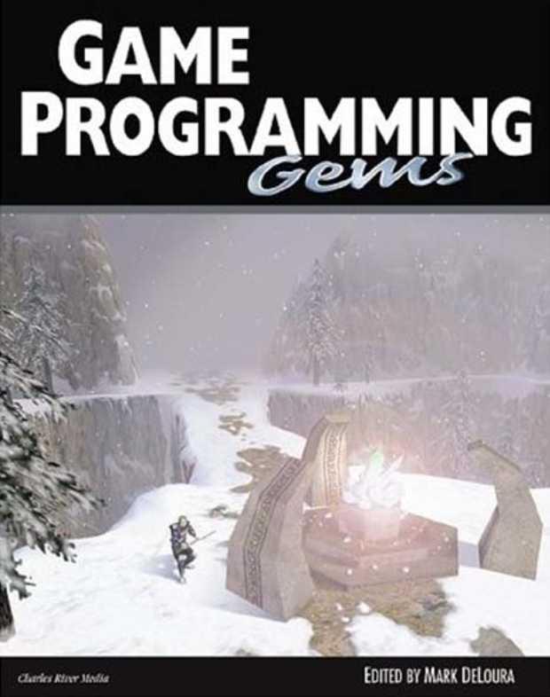 资源分享 – Game Programming Gems 1 英文高清PDF下载