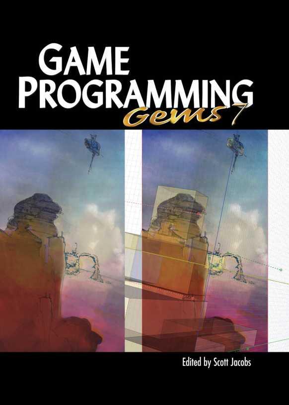 资源分享 – Game Programming Gems 7 英文高清PDF下载