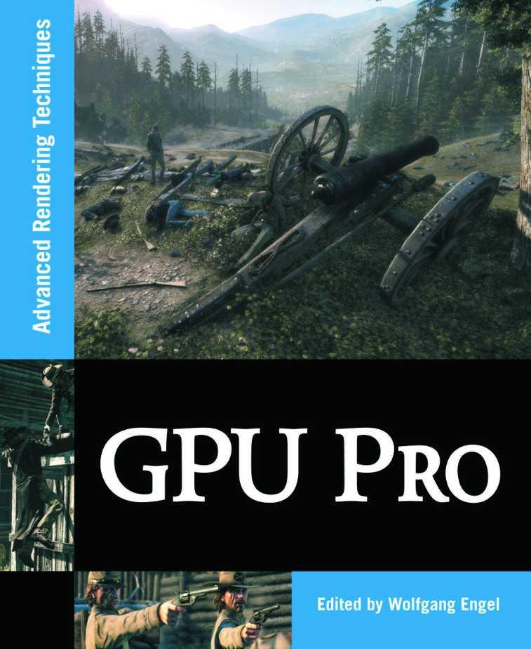 资源分享 – GPU Pro 1 – Advanced Rendering Techniques 英文高清PDF下载