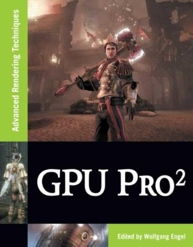 资源分享 – GPU Pro 2 – Advanced Rendering Techniques 英文高清PDF下载