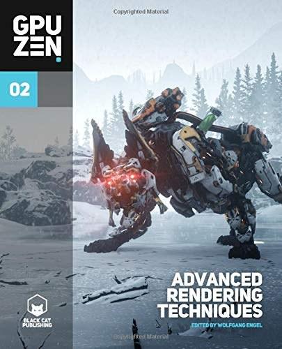 资源分享 – GPU Zen 2:Advanced Rendering Techniques 英文高清PDF下载