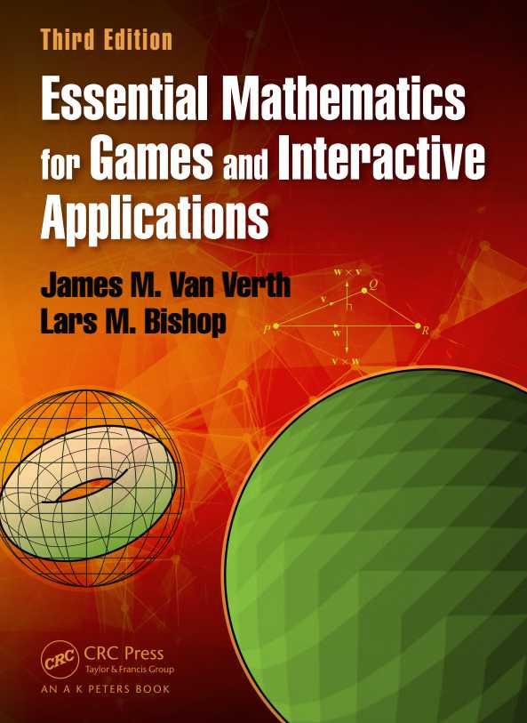 资源分享 – Essential Mathematics for Games and Interactive Applications(Third Edition) 英文高清PDF下载