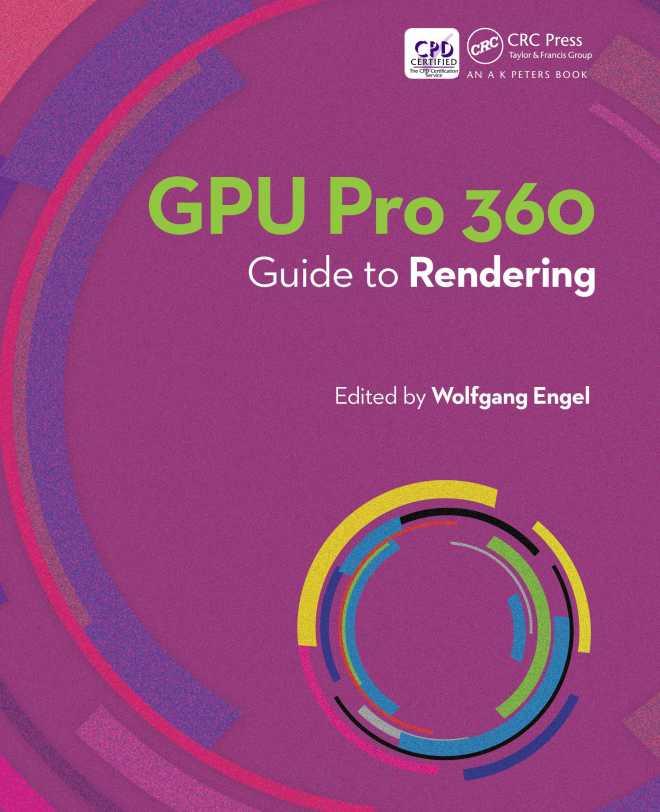 资源分享 – GPU Pro 360 – Guide to Rendering 英文高清PDF下载