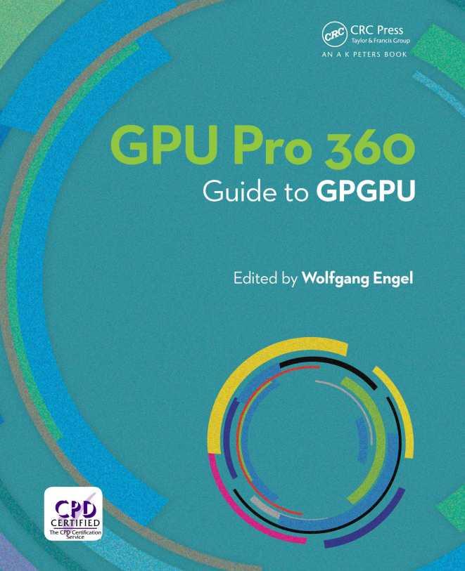 资源分享 – GPU Pro 360 – Guide to GPGPU 英文高清PDF下载