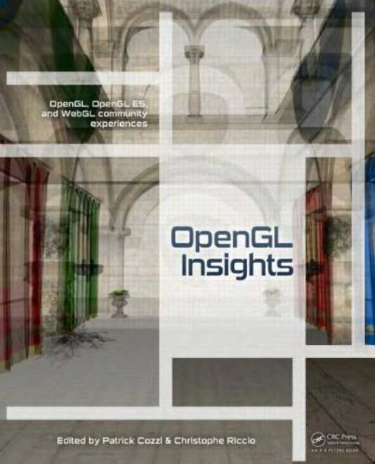 资源分享 – OpenGL Insights 英文高清PDF下载
