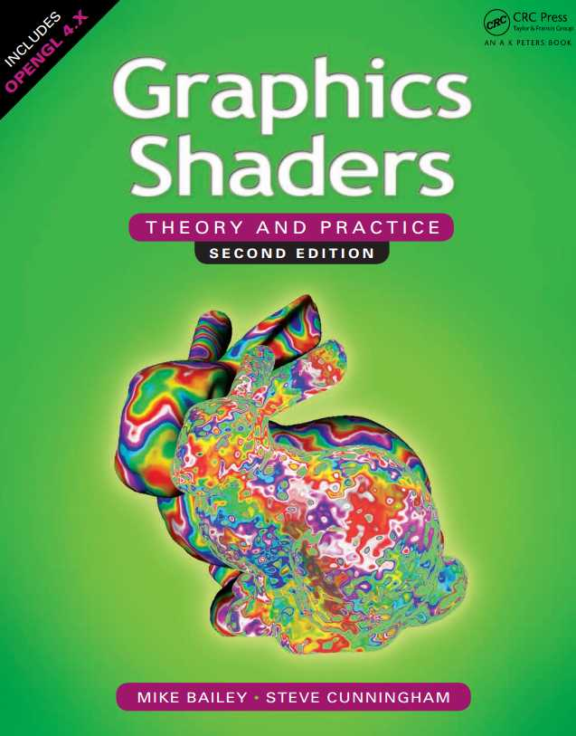 资源分享 – Graphics Shaders – Theory and Practice (Second Edition) 英文高清PDF下载-StubbornHuang Blog