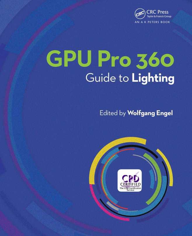 资源分享 – GPU Pro 360 – Guide to Lighting 英文高清PDF下载