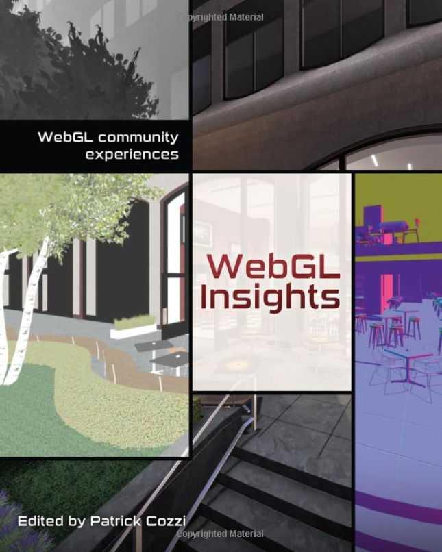 资源分享 – WebGL Insights 英文高清PDF下载