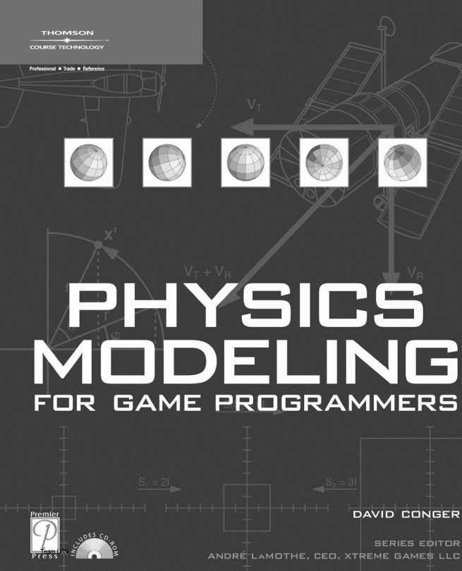 资源分享 – Physics Modeling for Game Programmers 英文高清PDF下载