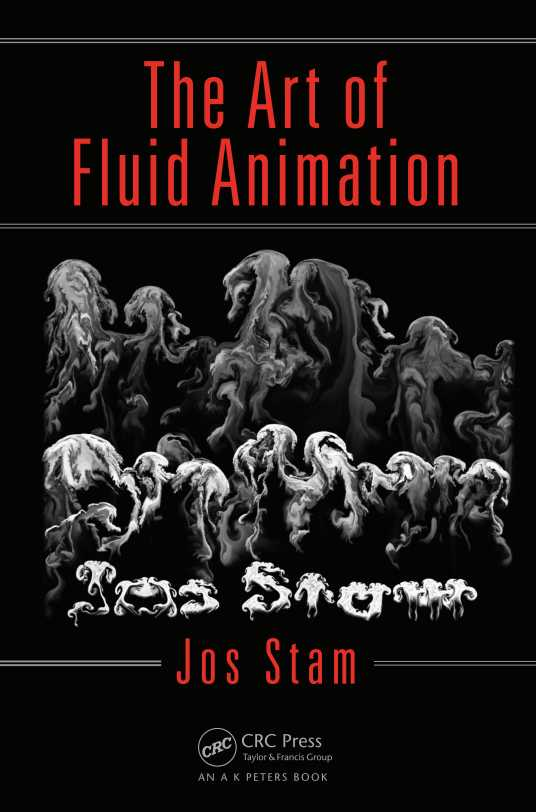 资源分享 – The Art of Fluid Animation 英文高清PDF下载