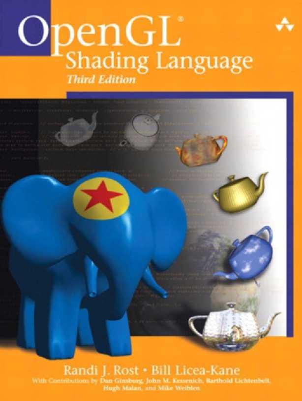资源分享 – OpenGL Shading Language (Third Edition) 英文高清PDF下载