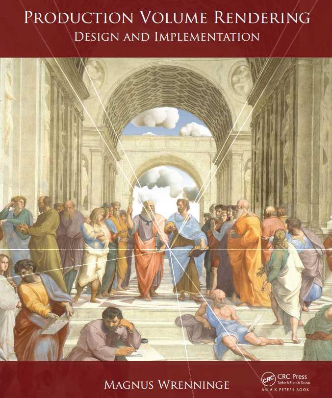资源分享 – Production Volume Rendering – Design and Implementation 英文高清PDF下载