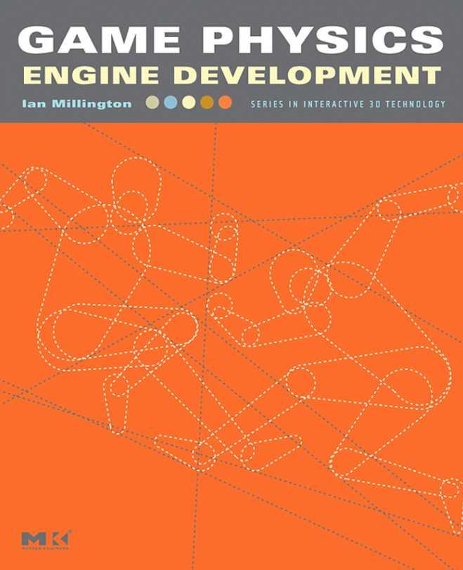 资源分享 – Game Physics Engine Development (First Edition) 英文高清PDF下载