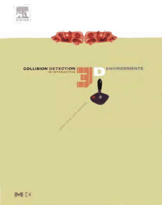 资源分享 – Collision Detection in Interactive 3D Environments 英文高清PDF下载-StubbornHuang Blog