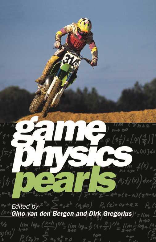 资源分享 – Game Physics Pearls 英文高清PDF下载-StubbornHuang Blog
