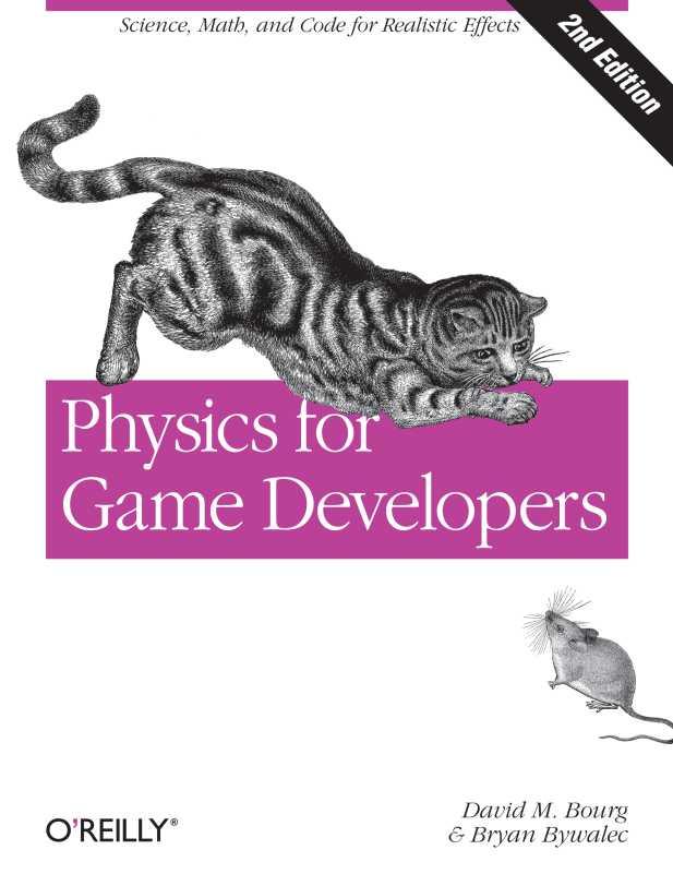 资源分享 – Physics for Game Developers(Second Edition) 英文高清PDF下载