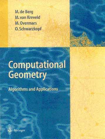 资源分享 – Computational Geometry – Algorithms and Applications, First Edition 英文高清PDF下载