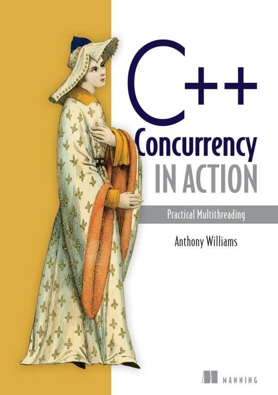 资源分享 – C++并发编程实战(Anthony Williams著 中文译文版)PDF下载