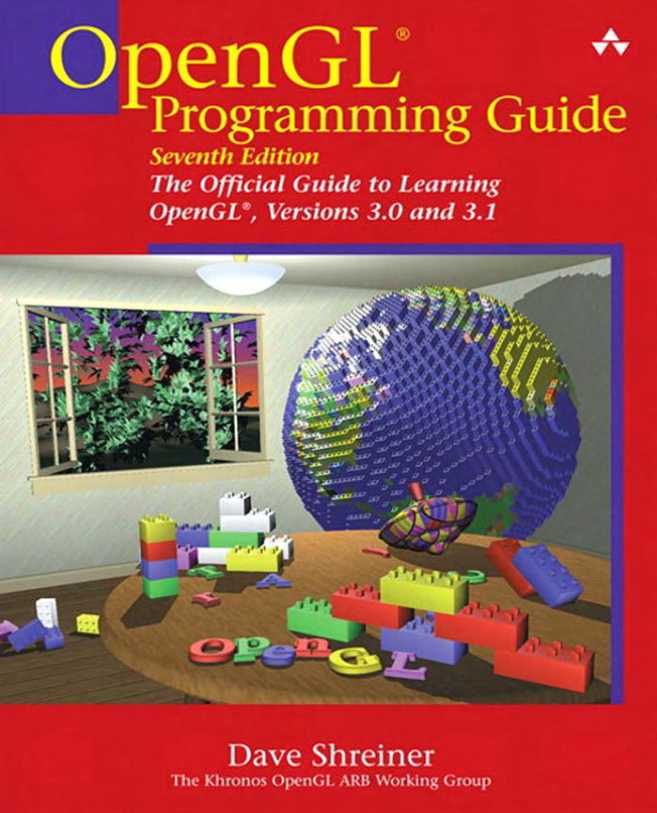 资源分享 – OpenGL Programming Guide (Seventh Edition) OpenGL红宝书英文第7版 英文高清PDF下载