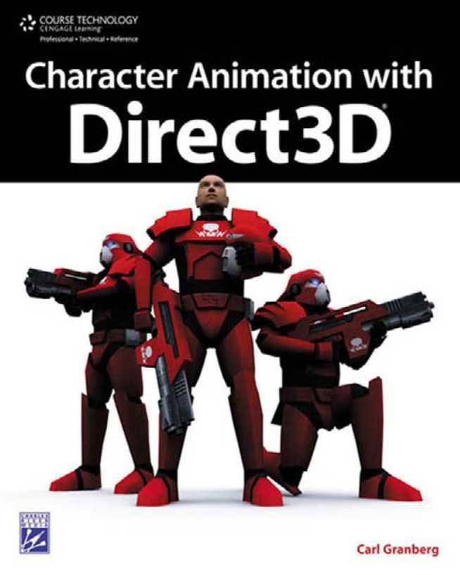 资源分享 – Character Animation With Direct3D 英文高清PDF下载-StubbornHuang Blog
